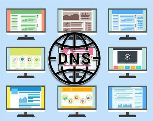 שרת DNS מקצועי